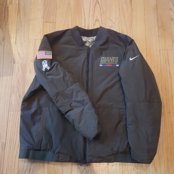 ed384acfd Nike Salute to Service Sideline Jacket